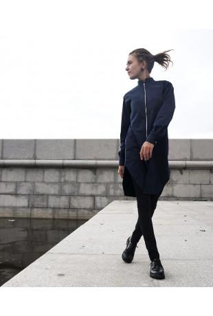 Платье-туника Crossing Black