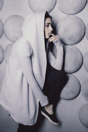 Мантия Grey женская